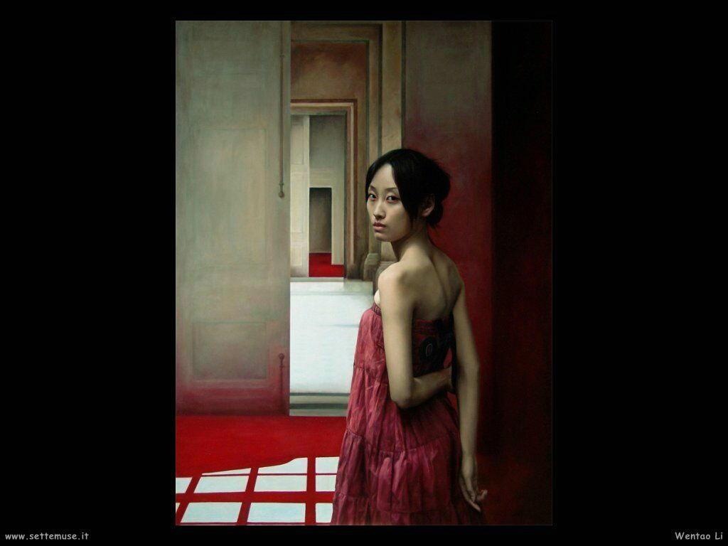 Wentao Li 008