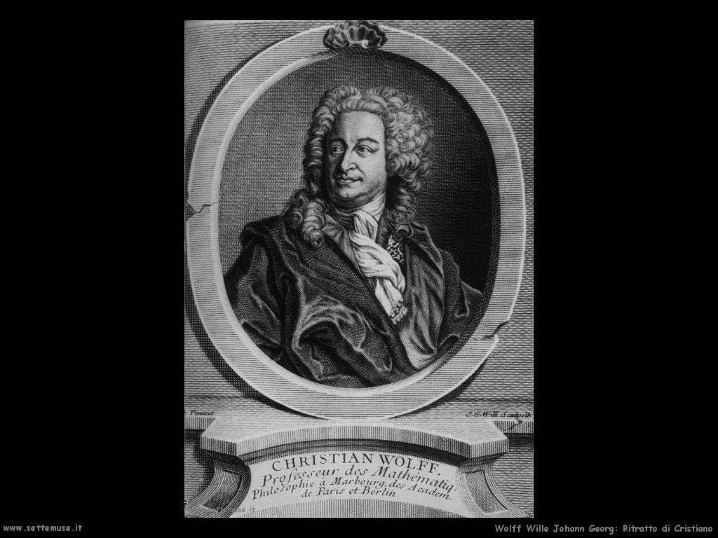 Wolff Wille Johann Georg