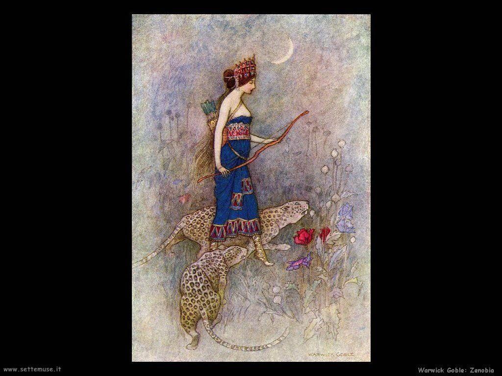 Warwick Globe Zenobia Zenobia