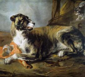Pittura di Weenix Jan Baptist
