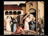 La liberazione di San Pietro Witz Konrad