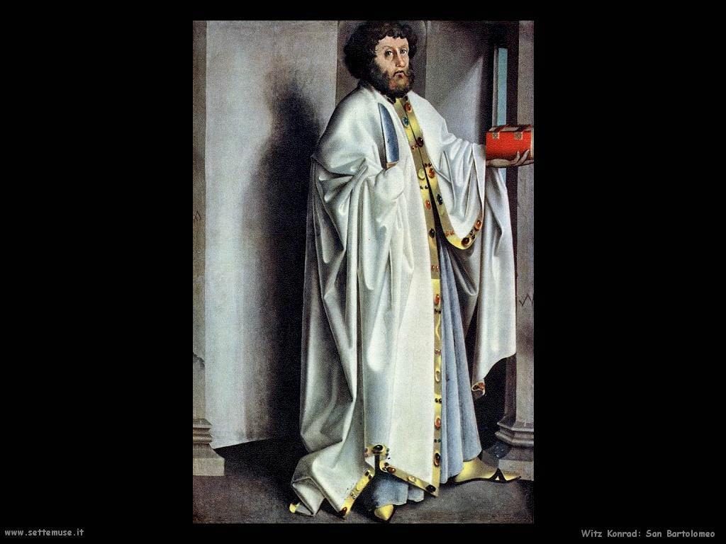 San Bartolomeo Witz Konrad