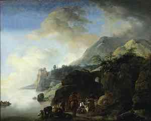 Pittura di Philips Wouwerman