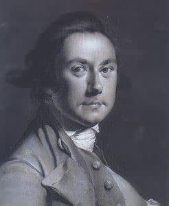 Autoritratto di Joseph Wright, Wright of Derby