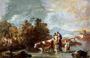 Pittura di Zais Giuseppe