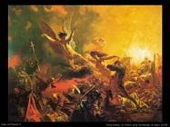 Zichy Mihaly Il trionfo del genio della distruzione