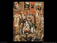 Zoffany Johann Tribuna degli Uffizi