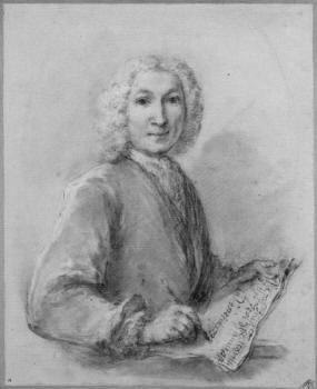 Ritratto di Zuccarelli Francesco