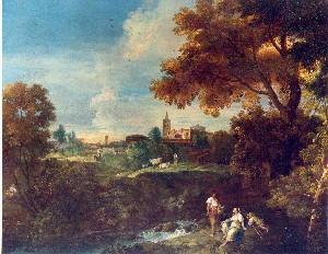 Pittura di Zuccarelli Francesco