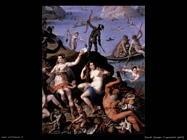 Il pescatori di corallo (dettaglio) Zucchi Jacopo