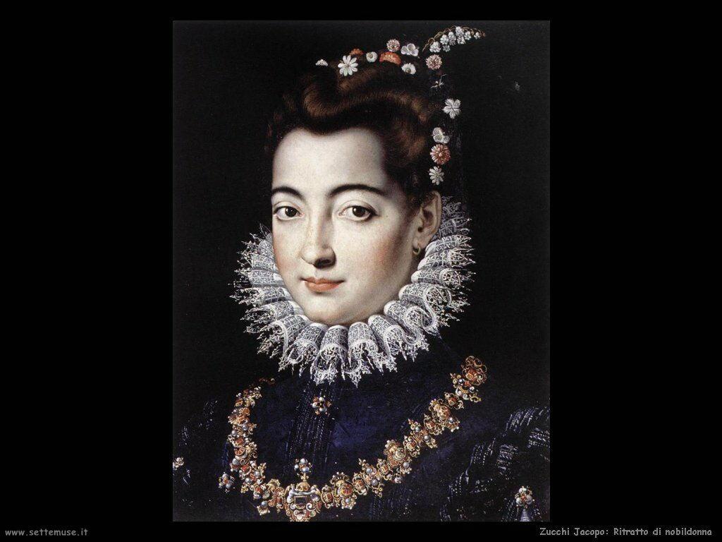 Ritratto di Signora Zucchi Jacopo