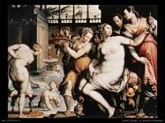 La toilette di Betsabea Zucchi Jacopo