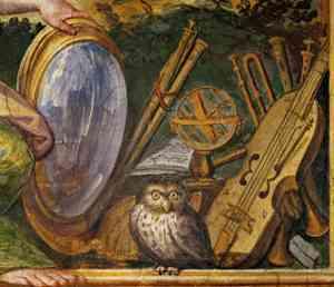 Pittura di Jacopo Zucchi