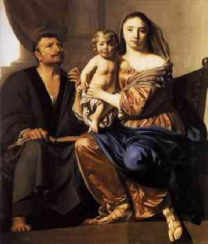 Quadro di Jacopo Zucchi