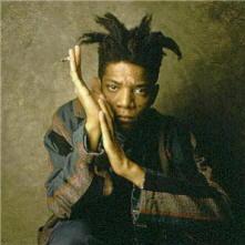 Fotografia di Jean Michel Basquiat