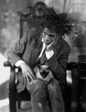 Foto di Jean Michel Basquiat