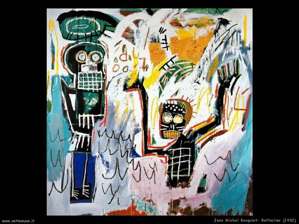 jean_michel_basquiat_battesimo_1982