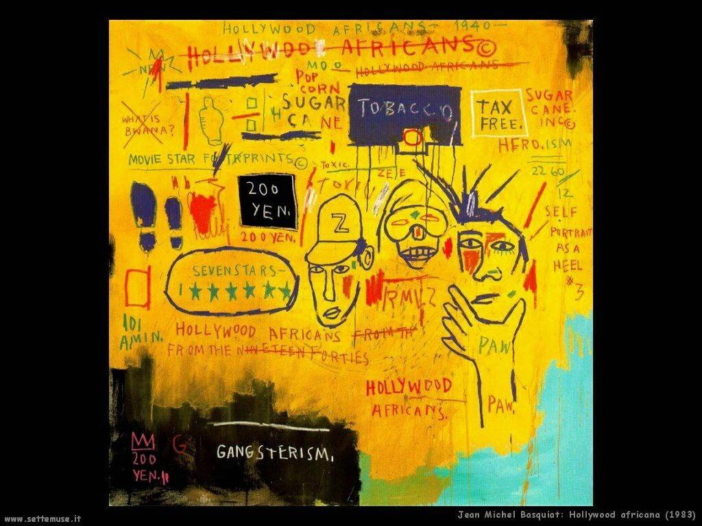 jean_michel_basquiat_hollywood_africana_1983