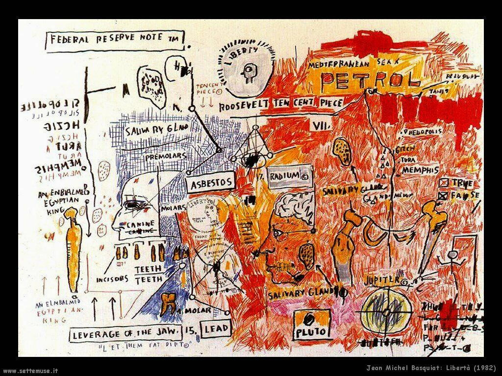 jan michel basquiat pittore opere