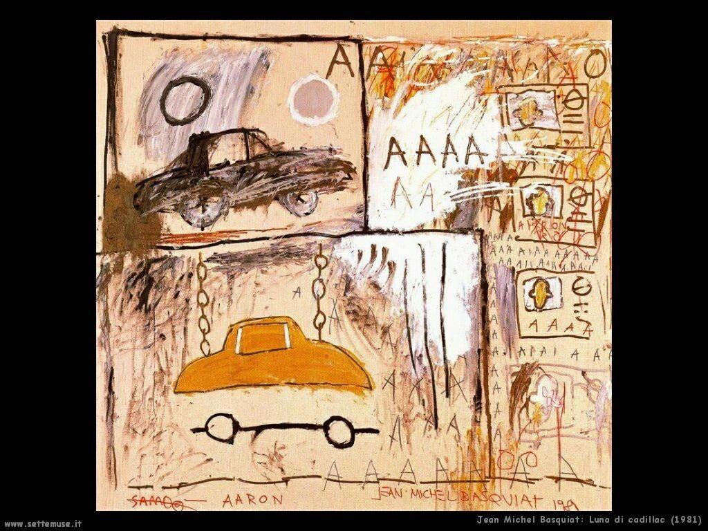 jean_michel_basquiat_luna_di_cadillac_1981