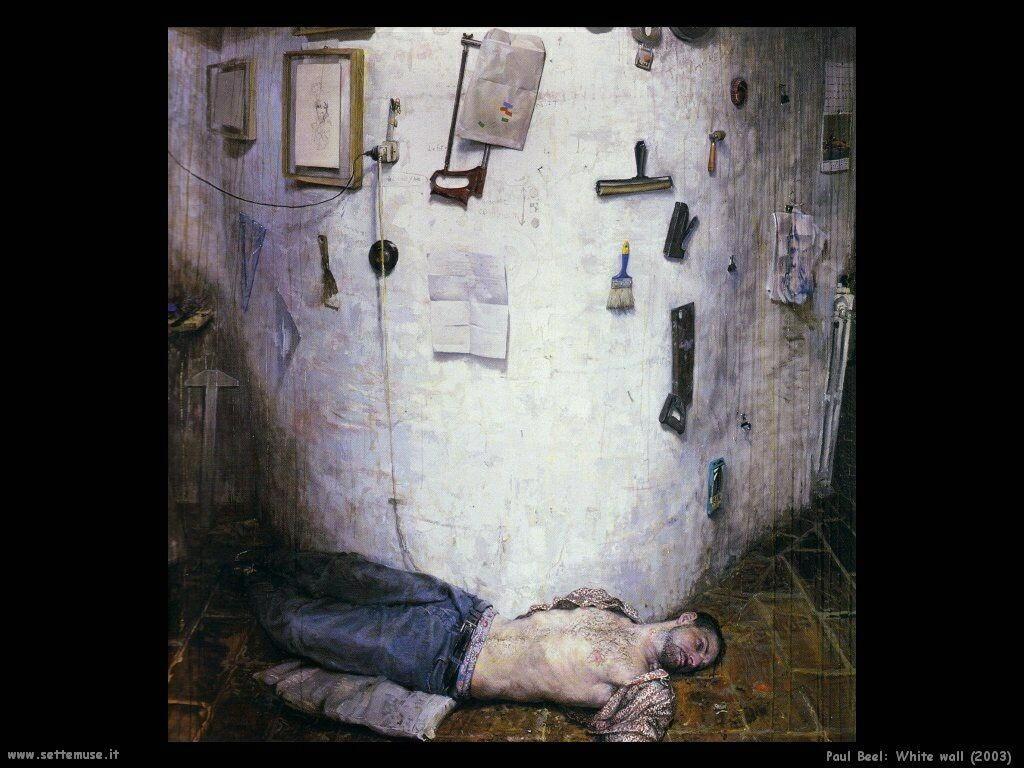 Muro Bianco (2003) Paul Beel