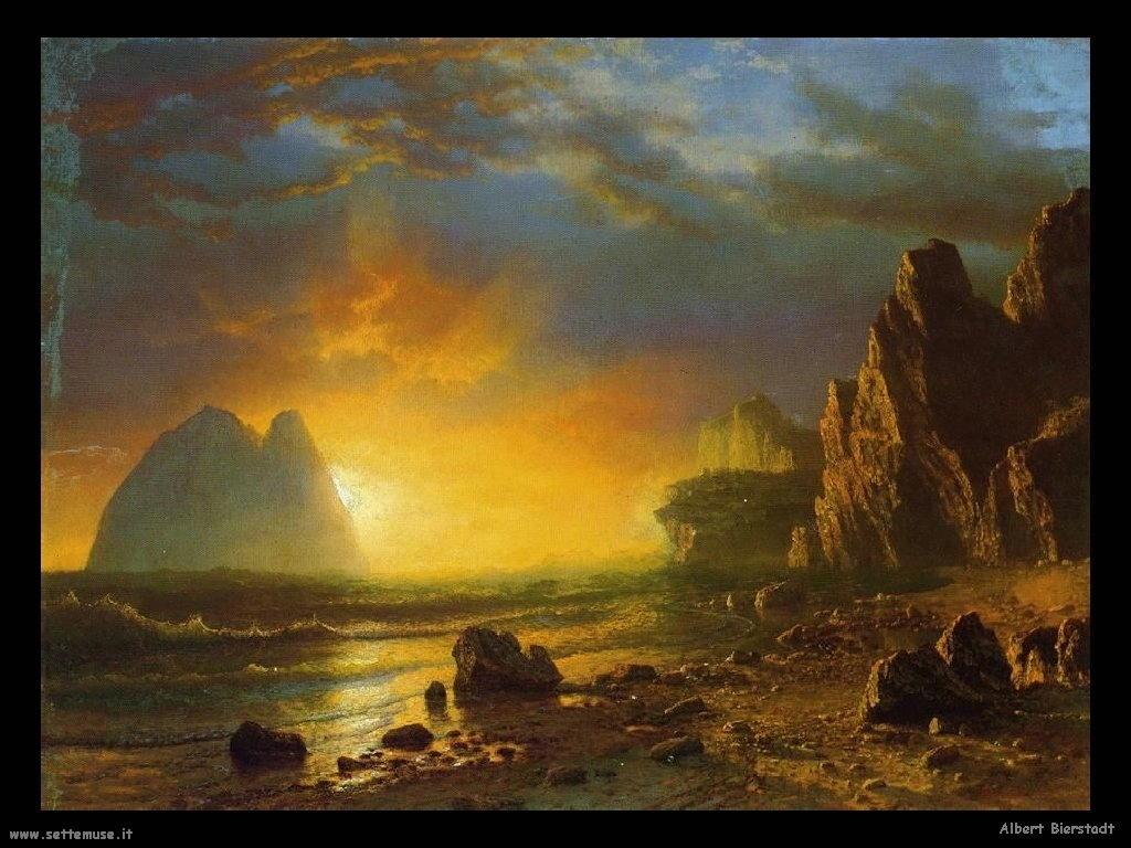 albert bierstadt pittore biografia opere
