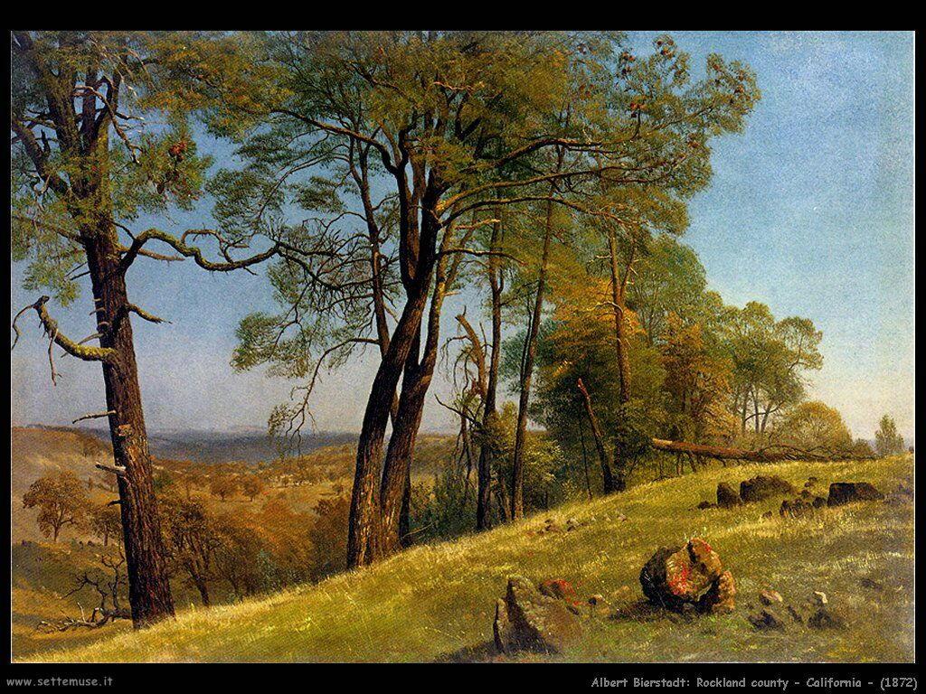 Albert Bierstadt_rockland_county_california_1872
