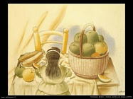 Fernando Botero natura_morta_con_donna_1993