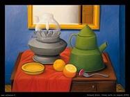 Fernando Botero_natura_morta_con_lampada_2000