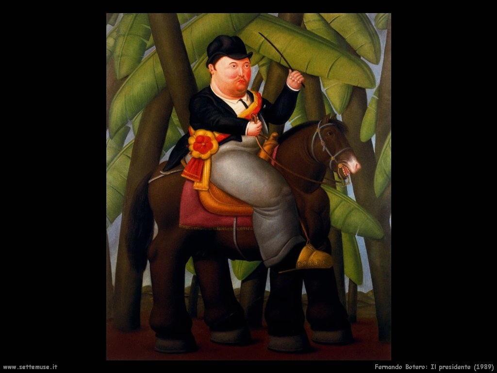 Fernando Botero_il_presidente_1989