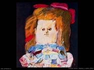 Fernando Botero_bambina_a_cavallo_1961