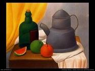 Fernando Botero_natura_morta_con_cafettiera_2000