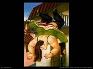 Fernando Botero_donna_che_cade_da_un_balcone_1994