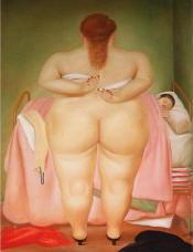 Dipinto di Fernando Botero