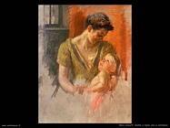 Mary Cassatt Mamma con bambino che sorride
