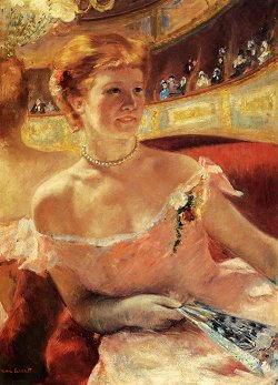 Pittura di Mary Cassatt