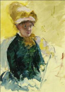 Dipinto di  Mary Cassatt