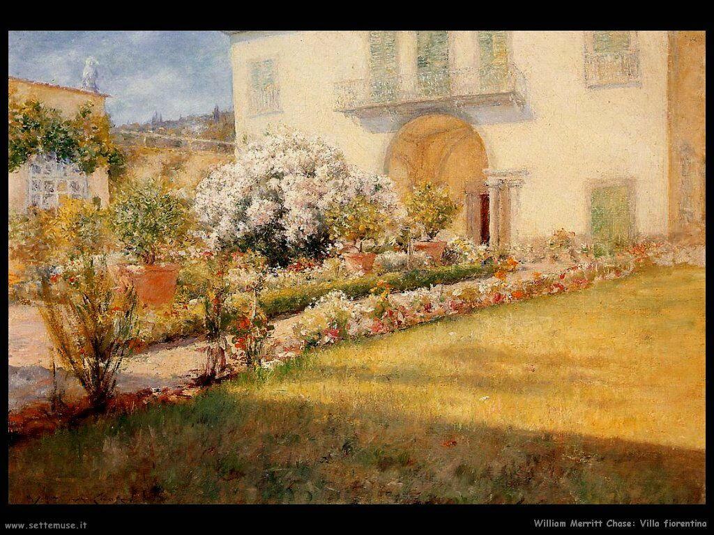 william_merritt_chase_villa_fiorentina