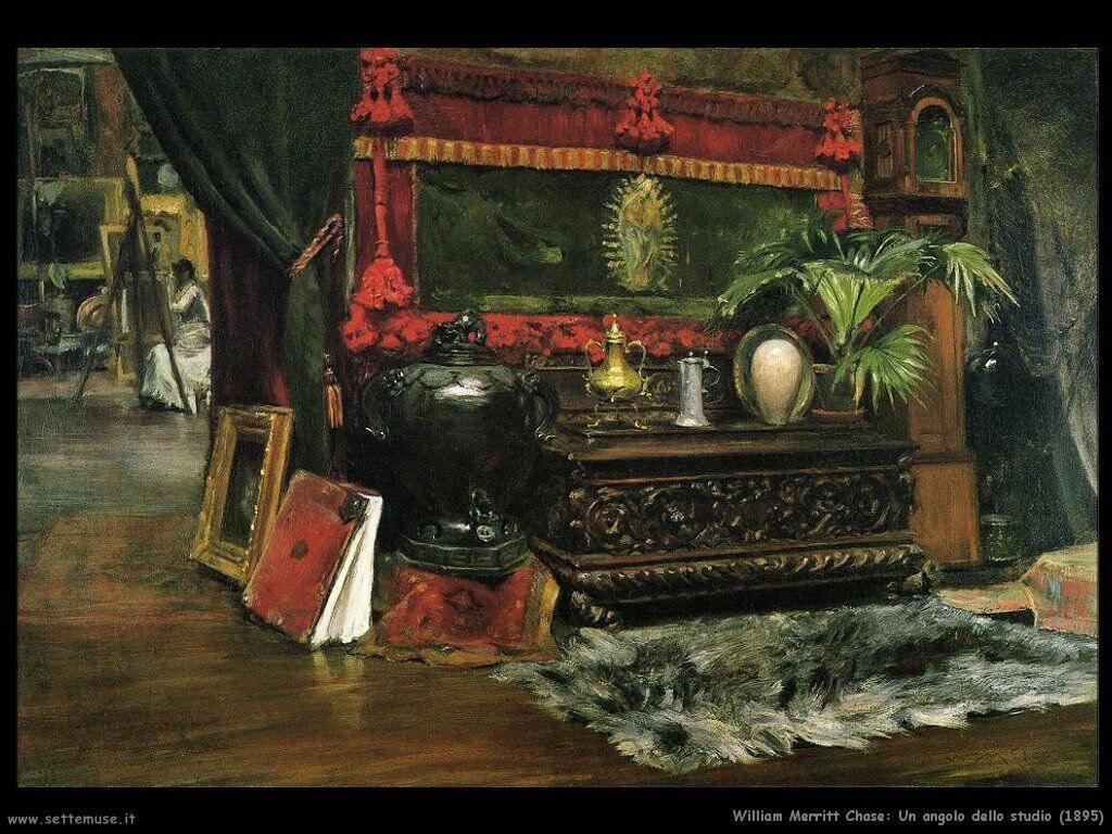 william_merritt_chase_un_angolo_dello_studio_1895