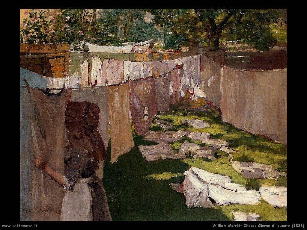 william_merritt_chase_giorno_di_bucato_1886