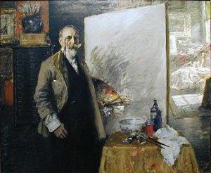 Pittura di William Merritt Chase