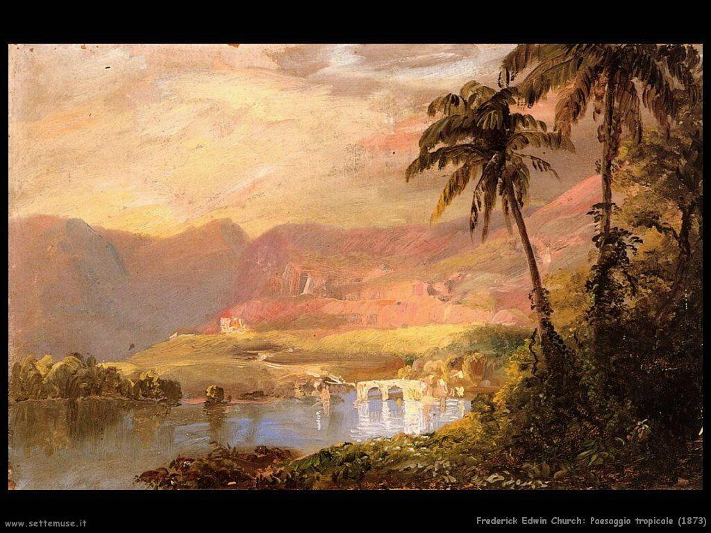 frederick_edwin_church__paesaggio_tropicale_1873