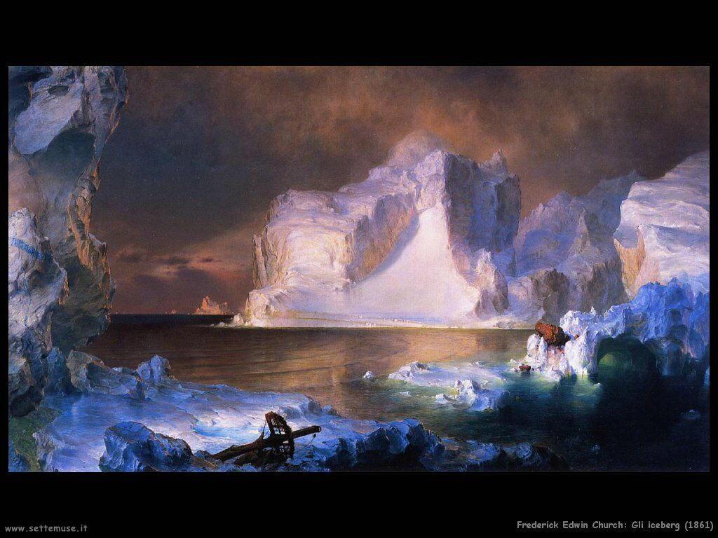 frederick_edwin_church_gli_iceberg_1861