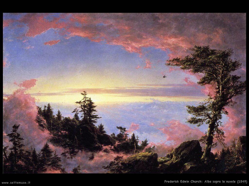 frederick_edwin_church_alba_sopra_le_nuvole_1849