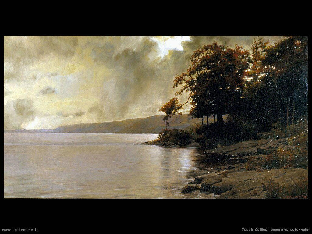jacob_collins_autumn_landscape