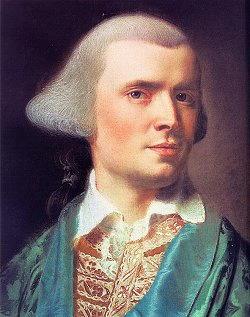 Autoritratto di John Singleton Copley