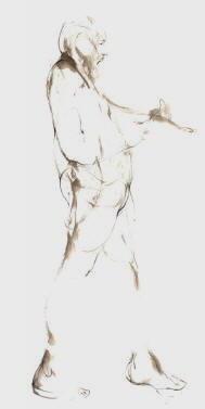 Schizzo di Rafael Dussan