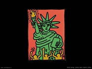 keith_haring_statua_liberta_1986