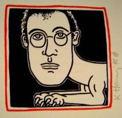 Opera di Keith Haring