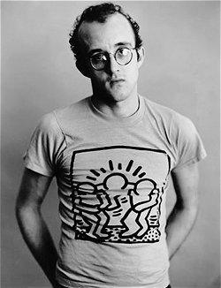 Foto di Keith Haring